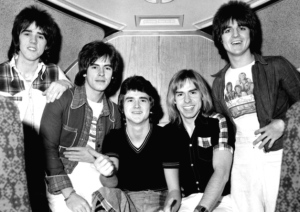 Bay City Rollers 1975 Picture: PA
