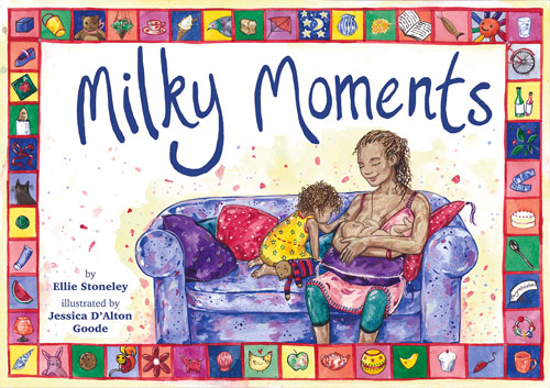 Front cover of Milky Moments