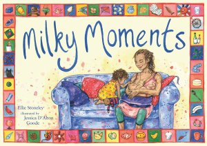 Milky Moments published by Pinter and Martin Publishers